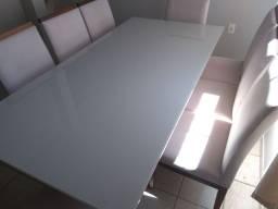 Vendo mesa laca 8 lugares