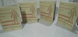 Livros Enfermagem Médico Cirúrgica