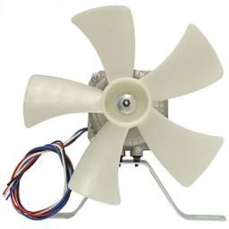 Micro Ventilador Motor 1/40 Exaustor P/ Churrasqueira Bivolt