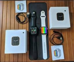 Relógio Smart watch W34+ (Plus) - Inteligente - Atualizado - ( Entrega grátis )