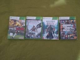 Xbox original mais tv mais 4 jogos