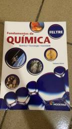 Vendo livro de química