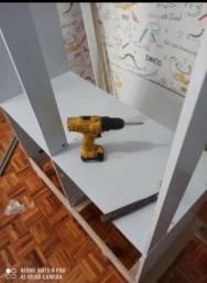 montador de móveis ACEITO CARTÃO OU PIX