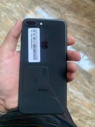 iPhone 8 Plus 64GB NÃO TROCO, ACEITO CARTÃO