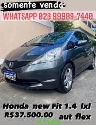 Honda new Fit lxl 09/09 flex automático 1.4