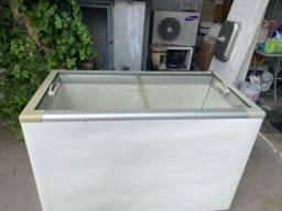 Freezer Fricon Tampa de vidro