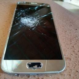 Samsung S7 Para retirada de peça ou conserto