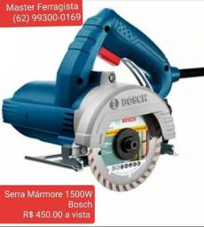 Serra Mármore 1500W Bosch