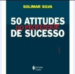 Livro: 50 Atitude Do Professor De Sucesso