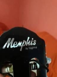 Violão Clássico Tagima Memphis AC-39 Cordas de Nylon preto