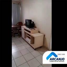 Apartamento Mobiliado - 45m², 2/4, 1º Andar, Nascente - Serraria