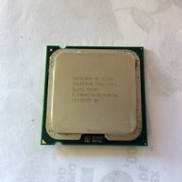 processador intel celer dual core 2.20ghz e1500