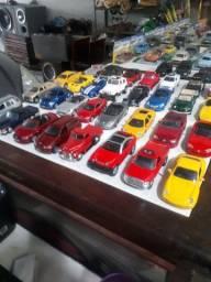 Coleção de carros mine
