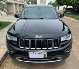Grand Cherokee Limited 3.6 4x4 286CV 2015/2015 Gasolina