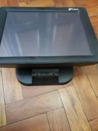 Monitor tela touch screen 15 polegadas bematech