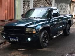 Dodge Dakota 2.5 Gás e Gasolina