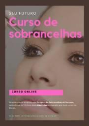 Curso de sobrancelhas online