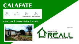 Calafate - Casa com 3 dormitórios 97 m² bem localizada