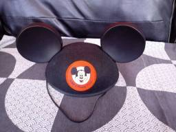 Chapéu Adulto Mickey Mouse - Faço ML.