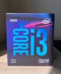 I3 9100f novo 1151