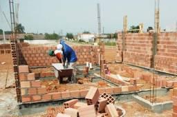 Construcao e reformas parcelamos