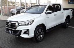 Toyota Hilux SRX 2.8 Branco