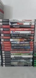 Lote de Jogos de Playstation 2