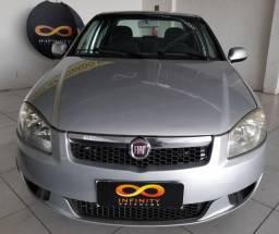 Fiat Siena EL 2014 - Com Gnv