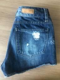 Short jeans Le Lis Branc