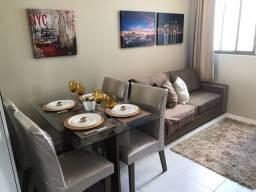 NO-Apartamento 1 quarto mobiliado em Boa Viagem Decorado Piscina com raia