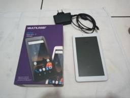 "Tablet Multilaser 7"" M7SPlus + Tablet Positivo T710"