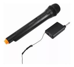 Microfone S/ Fio Knup