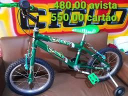 Todos os modelos e tamanhos de bicicletas *