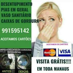Título do anúncio: #DESENTUPIDORA DESENTUPIDORA