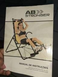 Aparelho para exercício físico AB Stronger