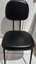 Cadeira fixa p/ escrivaninha