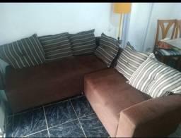 sofa de canto entrego
