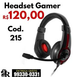 Fone Ouvido Gaming Headset