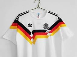 Título do anúncio: Alemanha 1990 Retro Campeã Mundial Frete Grátis