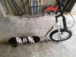 Skatebyke aro 16