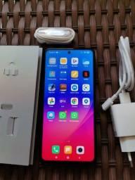 Xiaomi Mi 10T lite 128gb 6gb 5G impecável + acessórios - Troco