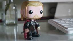 Funko Pop - Thor: o mundo sombrio (sem caixa)