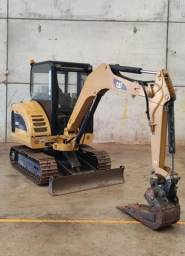 Mini escavadeira Cat 302.5c