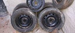 Roda, Aros ferro 15 5x100