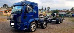 Caminhão ford cargo 2428 8x2 bitruk no chassi ano 11/12