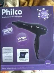 Secador de cabelo Philco *Novo
