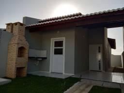MT - Casa 2 quartos, lado da sombra, imóvel completo