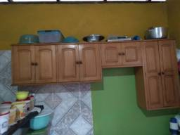 Armário de cozinha Madeira pura top