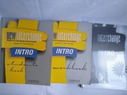 Livro New Interchange Intro student's book + workbook