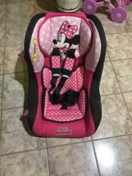 Cadeira carro bebê Minnie